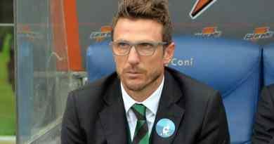 Europa League: l'Inter cade, la Roma pareggia e il Sassuolo dilaga
