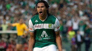 The two way midfielder is a big, physical presence, rare among Mexican players. Pena