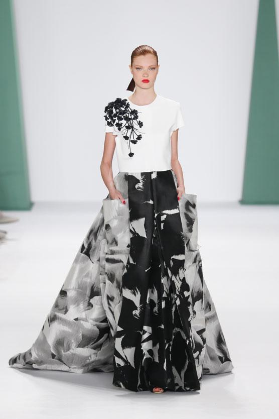 Carolina Herrera Spring/Summer NYFW