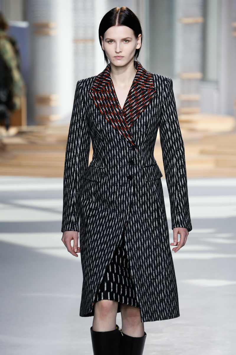 London Fashion Week: Hugo Boss Fall/Winter 2015