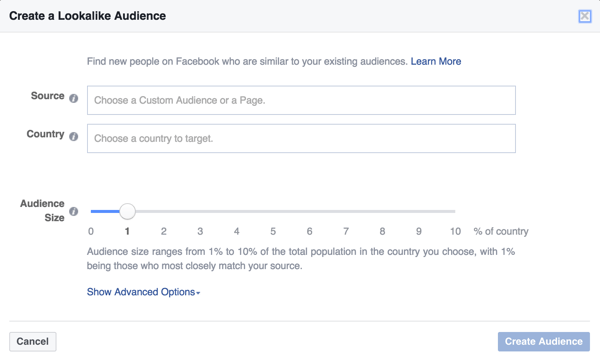 One Facebook tactic might be to create a lookalike audience to target with your Facebook ads.