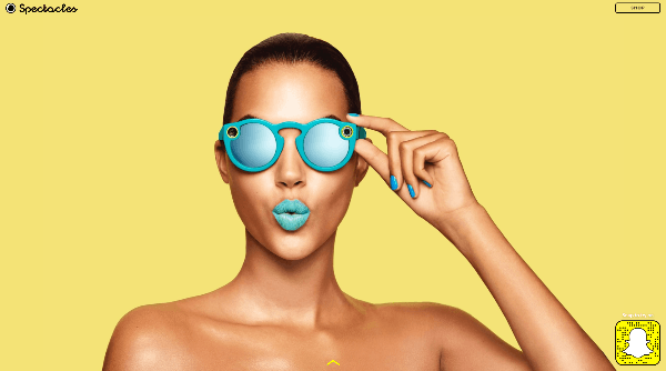 Snap Inc.'s Spectacles are now available for purchase in Europe.