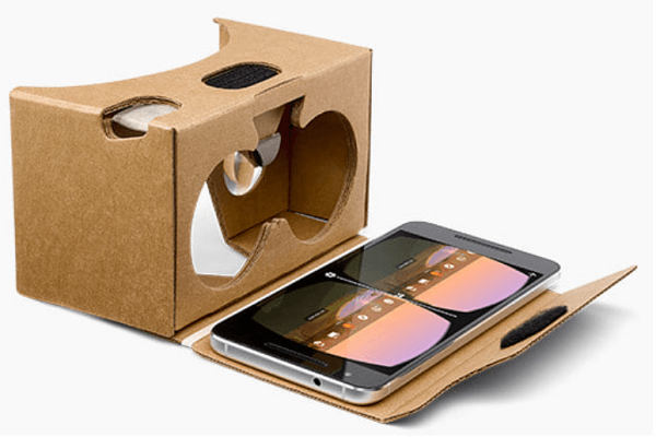 Get inexpensive glasses and apps to explore virtual reality on your mobile phone.
