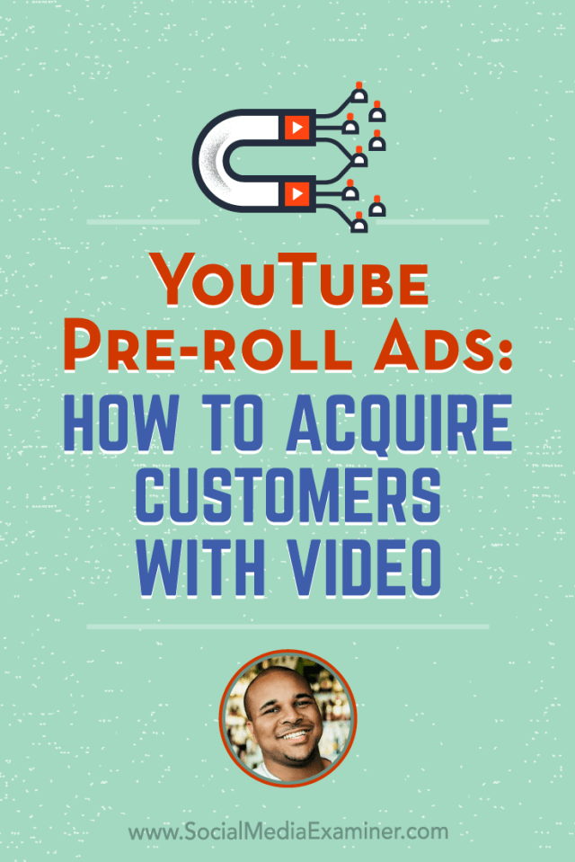 Find tips to create attention-grabbing pre-roll ads that compel viewers to click, and learn how target YouTube viewers by video, topic, or location.