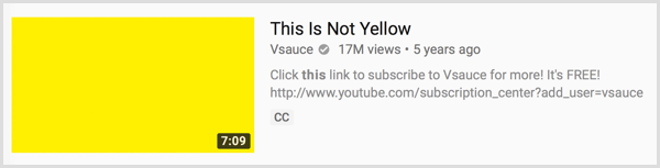 YouTube video title contradiction