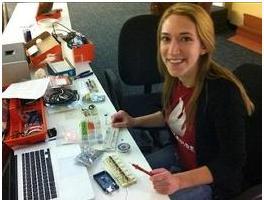 Arielle Zuckerberg a Google