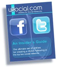 uSocial.net - Come comprare Fan e follower per i Social Network