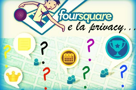 Foursquare privacy