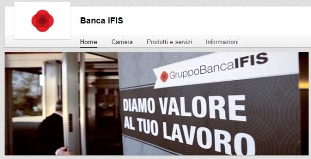 Banca Ifis - Pagina Azienda LinkedIn