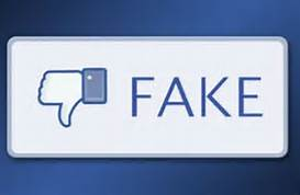 Fake account Facebook