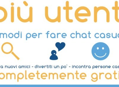 Chatrandom.com - L'alternativa Italiana a Cahtroulette
