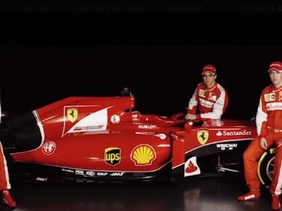Nuova Ferrari SF15-T