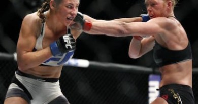 White thinks Holm should have waited for Rousey.Source:AP