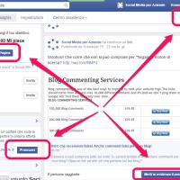 Come funzionano i post in evidenza su facebook