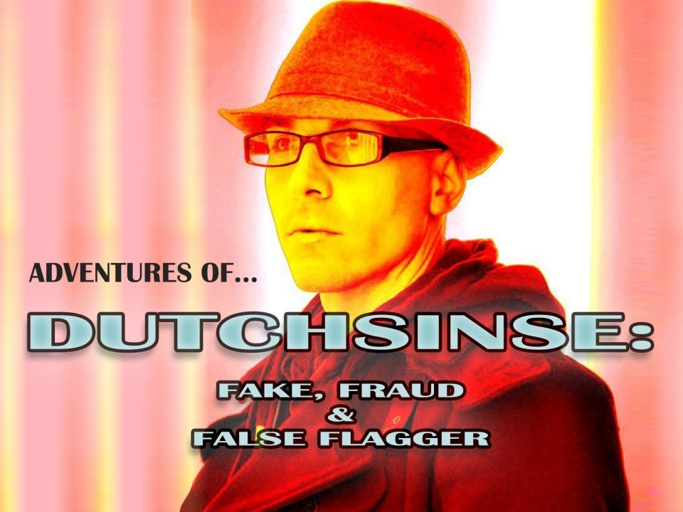 Michael Yury Janitch is the fake, fraud false flagger Dutchsinse!