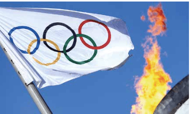 contro il NO alle olimpiadi a Roma