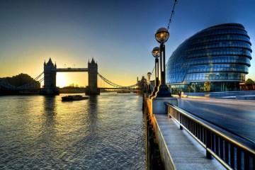 beautiful-sunset-in-london