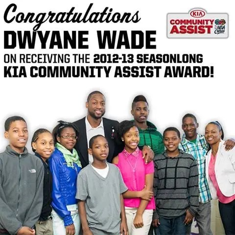 dwade The Community Superstar: Dwyane Wade