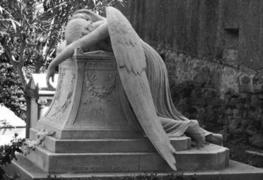 Story's Angel of Grief
