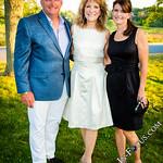 Mayor Mark Epley, Julie Ratner, Anna Throne-Holst