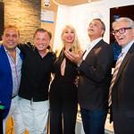 John Mahdessian, Stephen Fanuka, Tracy Stern, Chase Backer, Rick Friedman