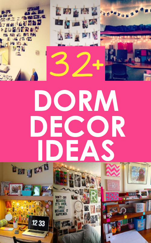 Dorm Decorating Ideas Society19