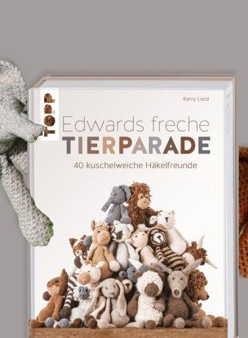 Edwards freche Tierparade Cover