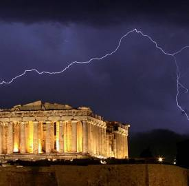 Gigantisk græsk redningspakke godt for guld og sølv