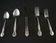 Hvor meget er dit sølvbestik værd?