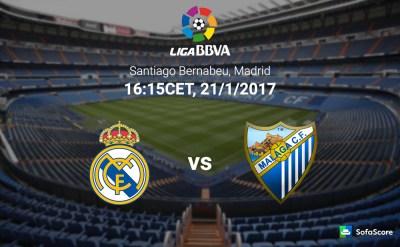 Real Madrid vs Malaga - Preview, Team news, Possible lineups - SofaScore News