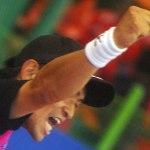 日本2−0台湾 決勝へ! 男子団体戦 世界選手権現地レポート