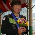 新世界チャンピオン 男子 キムドンフン 女子 キムエーキョン