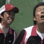 第7回アジア選手権 日本代表選考 男子優勝 水澤悠太・岩崎圭(NTT西日本広島)