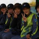 聞慶レポート 第14回世界選手権韓国代表決定戦