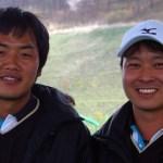 大本命 ペファンソン・キムテジュン 2010アジア競技大会 韓国代表 男子1