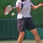 アジア五輪国内予選  女子二位 水松(学連 日体大)