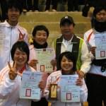日本団体優勝!2011中山盃国際大会レポート