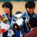 『攻撃型スタイル前面に』  2002アジア競技大会スクラップブック