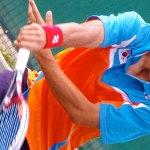 各国続々登場 アジア競技大会公式練習第二日 ソフトテニスは明日29日スタート!!