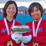 2014皇后賜杯 第69回 全日本ソフトテニス選手権