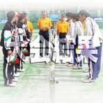 高松アゼリアカップ高校選抜ソフトテニス国際大会