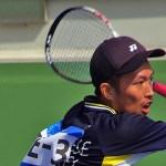 特集 世界選手権 林佑澤のフォアハンド ソフトテニススーパースローの世界