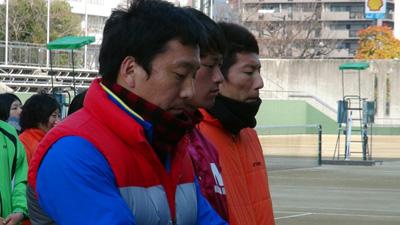 2012アジアカップ表彰式(広島市)