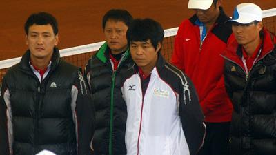 2011韓国代表選抜(ムンギョン)での順天チーム(前4人)。左からウヒョンコォン、チョソンジェ、チョハユン、キムミンス。ウヒョンコンとキムミンスは現在引退。