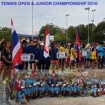 日本10種目に優勝 マレーシア インターナショナルオープン&ジュニア選手権2016