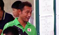 2014中山盃国際大会(台湾台中市)での高川氏。