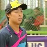 コリアカップ2018男子シングルス一回戦〜準決勝