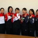 ヨネックスが2年連続優勝  第23回アジアカップひろしま国際大会