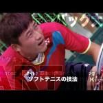 世界選手権代表の技術  韓国 パクキュチョルのバックハンド二題