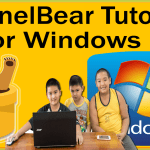 How To Use TunnelBear On Windows PC To Unblock Websites / Hide IP?